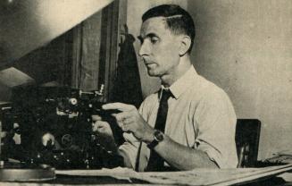Writer Dino Buzzati