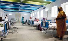 Emergency Pediatric Clinic, Darfur