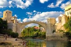 Stari most in Mostar