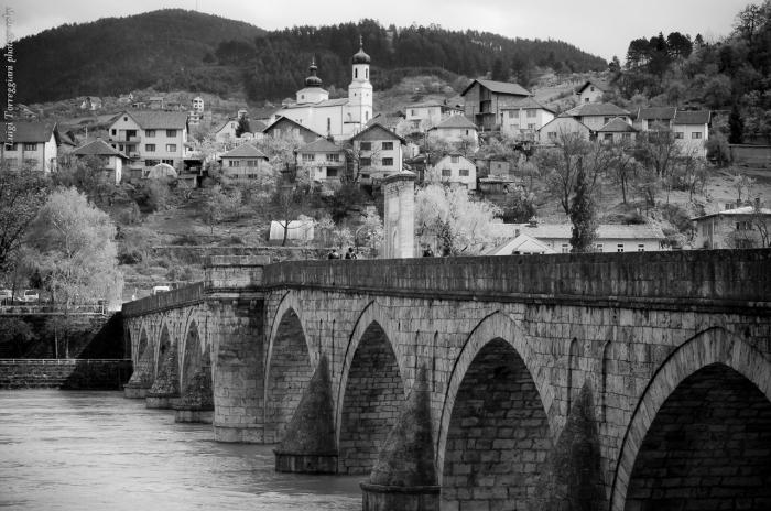 Mehmed Paša Sokolović Bridge in Višegrad
