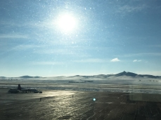Ulaanbataar airport - January 2017