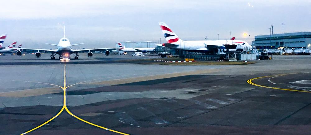 British Airways - London Heathrow airport