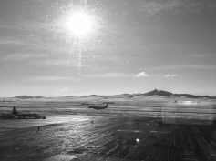 Mongolian Airlines - Ulaanbataar Chinggis Khaan airport