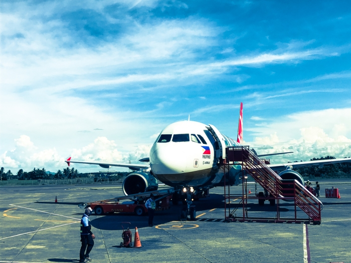 Air Asia - Kalibo International airport