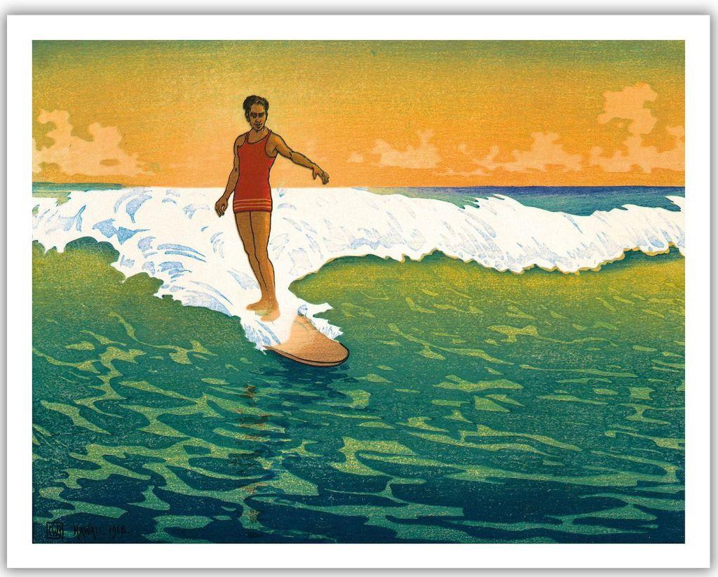 Duke Kahanamoku - The Spirit of Aloha